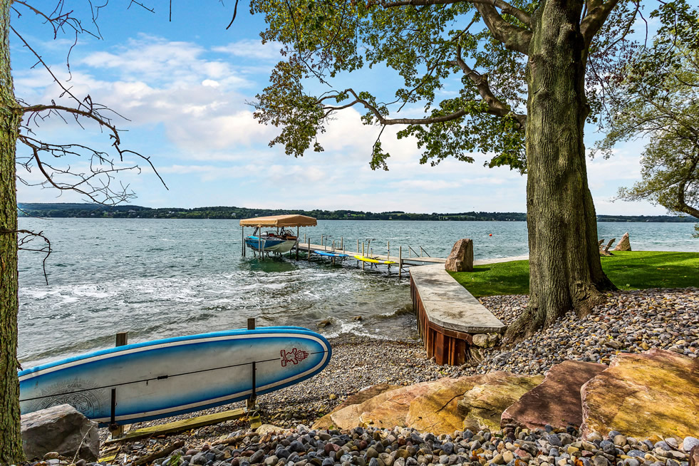 Owasco Lake, image
